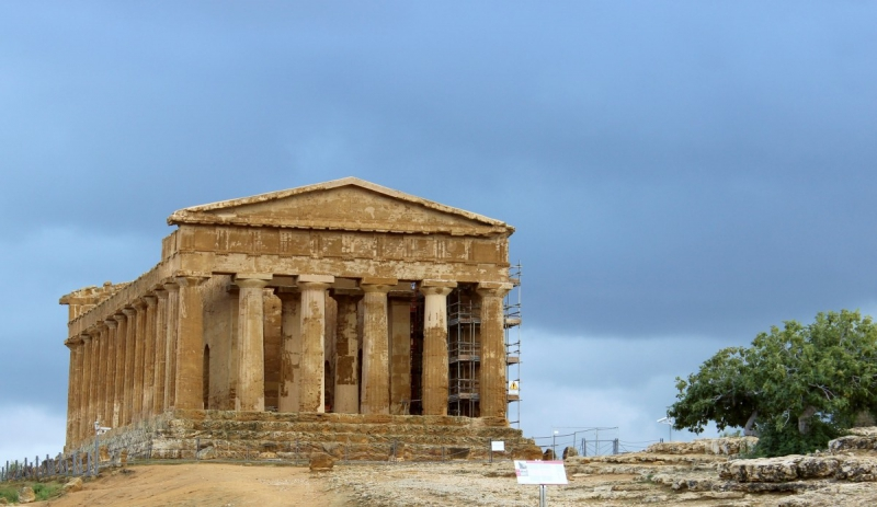 Valley of the Temples, Sicily/Italy
