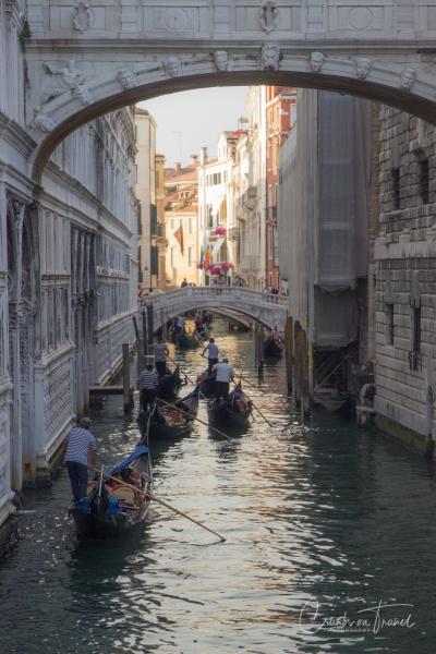 Ponte della Cannonica, Venice, Italy