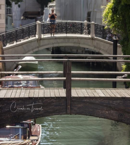 Ponte Rio Terrà Catecumeni, Venice, Italy