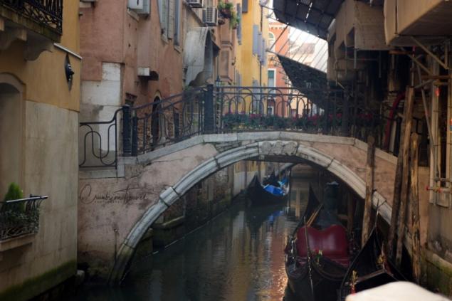Ponte Storto Venice, Italy