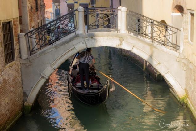 Ponte Fuseri, Venice, Italy