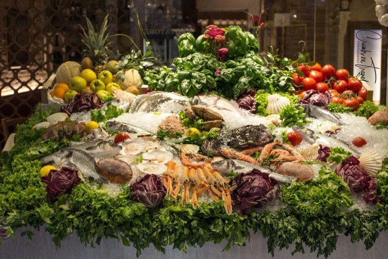 Food photos in Venice/Italy
