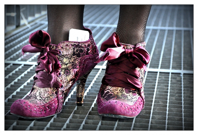 Shoes by Irregular Choice, photo by P. Krabbemeyer