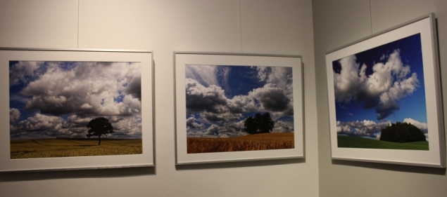 "Vernissage ""aus 2016"" – Gunnar Asmus and His Photography – Kulturcafé Klausberger, Eutin, Schleswig-Holstein/Germany"