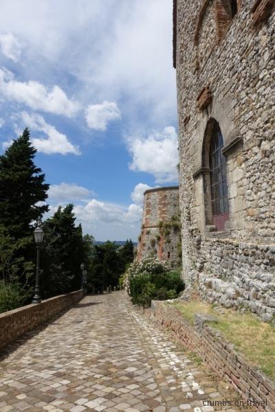 Verucchio, Emilia-Romagna/Italy