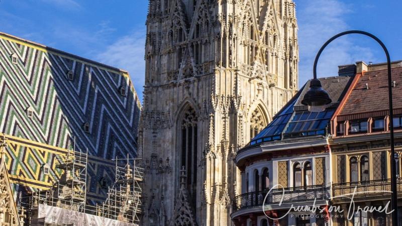 St. Stephen's Cathedral, Vienna/Austria