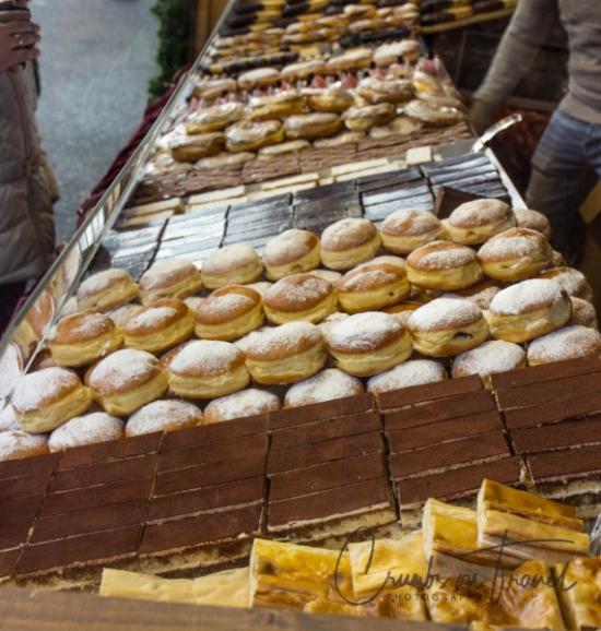 Krapfen (doughnut), Vienna/Austria