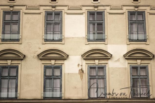 House at Columbusplatz, Vienna/Austria