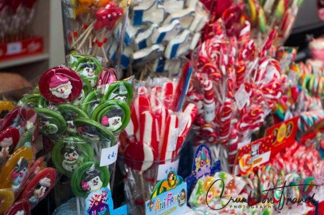 Little treats on a Xmas market in Vienna/Austria