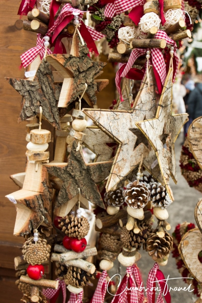 Little things on a Xmas market in Vienna/Austria