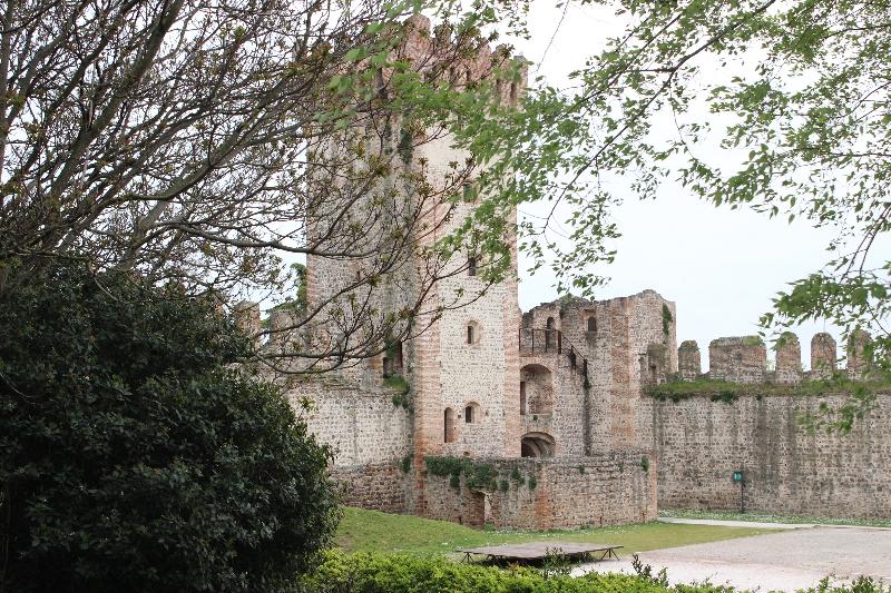 Castle of Este, Veneto, Italy