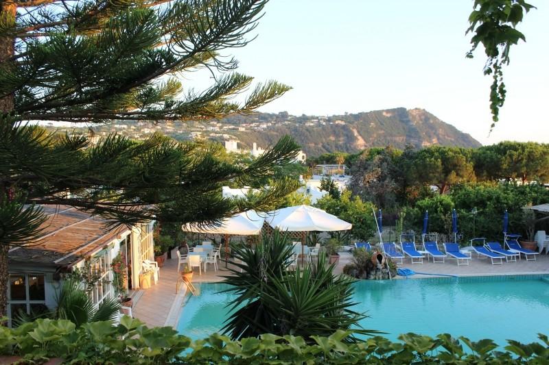 Hotel Villa Melodie Forio Ischia