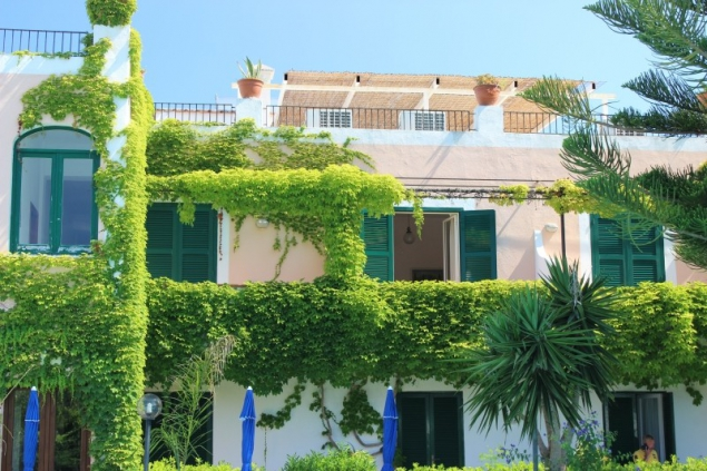Villa Melodie, Forio d'Ischia, Campagna/Italy