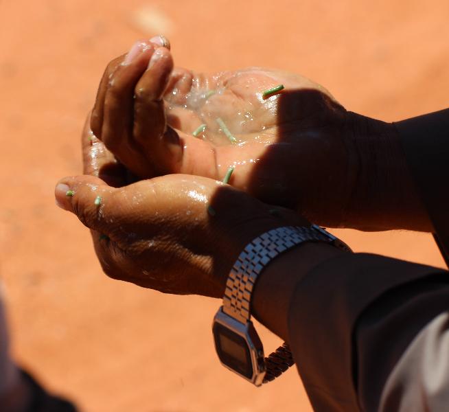 Soap, Wadi Rum, Jordan