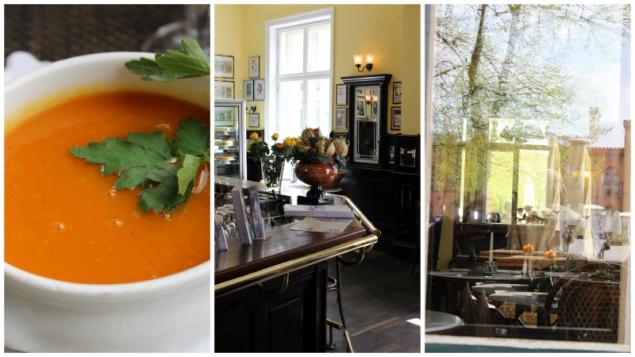 Restaurant Friedrich's in Schwerin, Germany