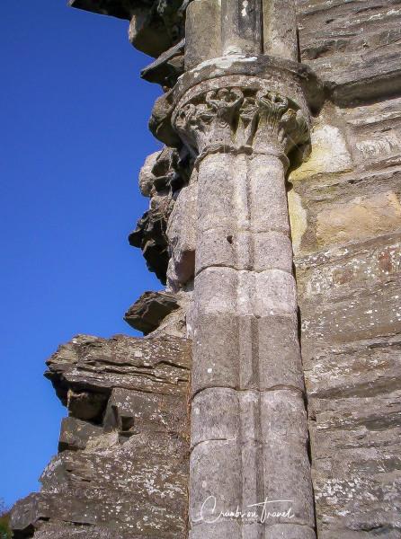 Architecture detail, Mellifont Abbey