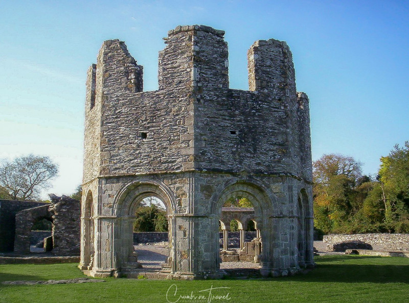 Lavabo, Mellifont Abbey