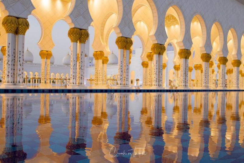 white-mosque