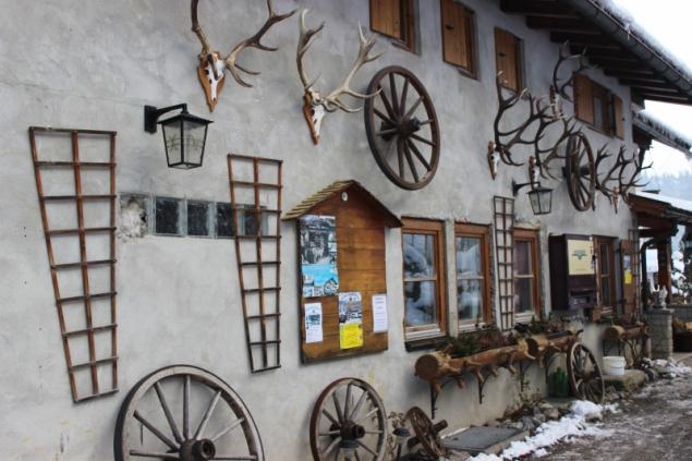 Wildlife park Allgäu