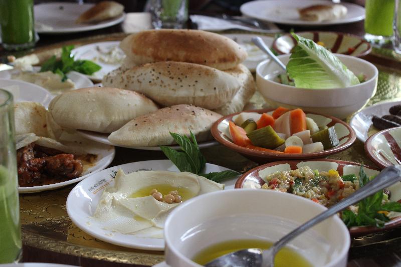Windmills Restaurant, Amman, Jordan