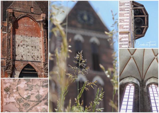 St Mary's church, Wismar