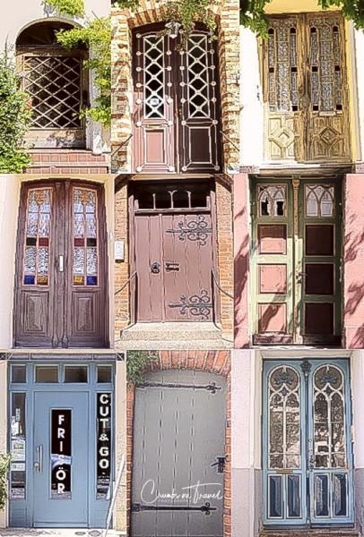 Doors in Wismar