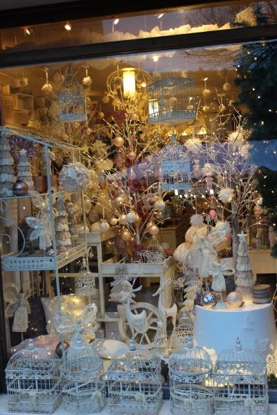 Christmas decoration, Urbino , Italy