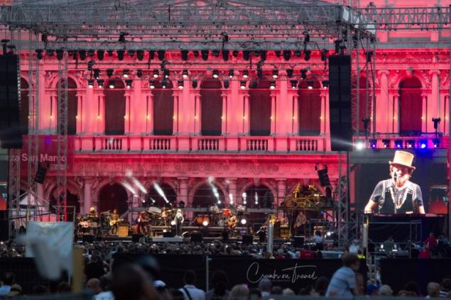 Wanted – Un'altra storia – Tour 2018, Zucchero, Venice/Italy