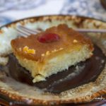 Pineapple upside-down cake gf/df