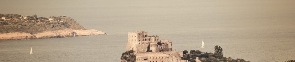 The castle of Ischia