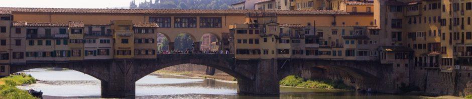 Ponte Vecchio, Florence, Tuscany/Italy