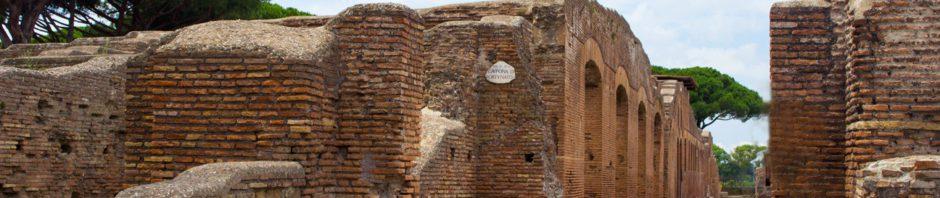 Ostia Antica, Lazio/Italy