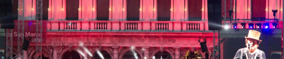 Zucchero Fornaciari – Wanted-Tour, Venice/Italy