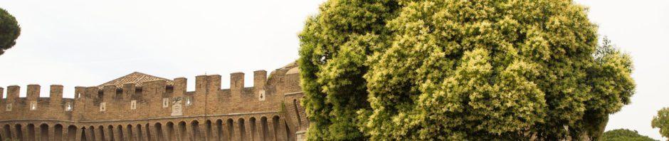 Castle Julius II, Ostia Antica, Lazio/Italy