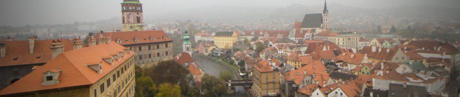 Český Krumlov, Bohemia/Czech Republic