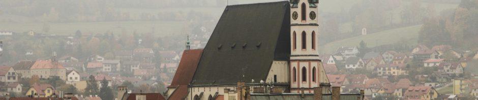 Saint Vitus Chruch in Český Krumlov