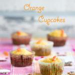 Carrot Orange Cupcakes