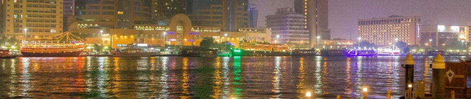 Old Town Dubai/UAE